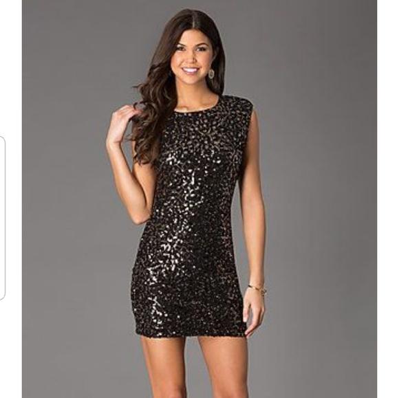 8cc94a78 Wish Long Black Dress – Little Black Dress   Black Lace Bridesmaid ...
